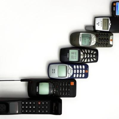 Mobile Phones timeline