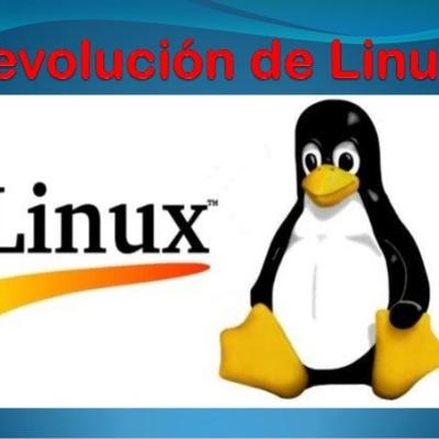 HISTORIA Y EVOLUCION DE LINUX timeline