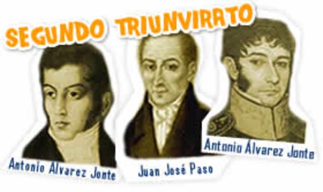 2° triunvirato