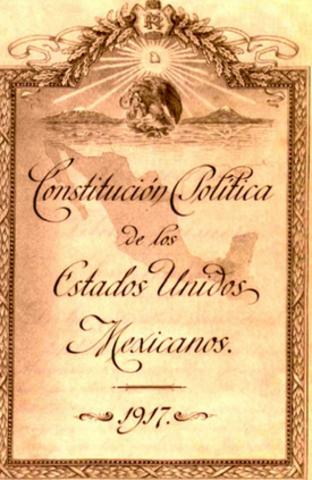 Constitución de 1917 y Artículo 123