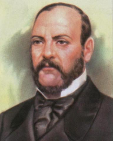 Ignacio Comonfort Expidió el Estatuto Provisional de la Republica Mexicana