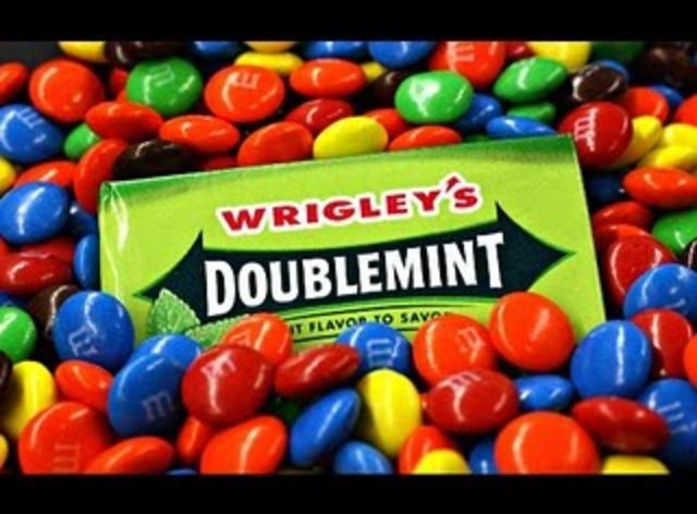Doublemint!!!!!!!!!!!!!!