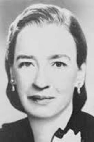 Grace Murria Hooper