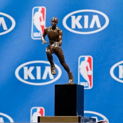 Nick Blue Wins NBA MVP and Most Improved Player