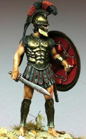 Bronze age armour