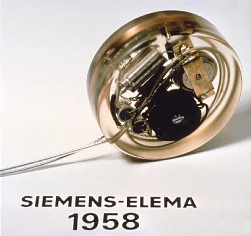 the first international pacemaker