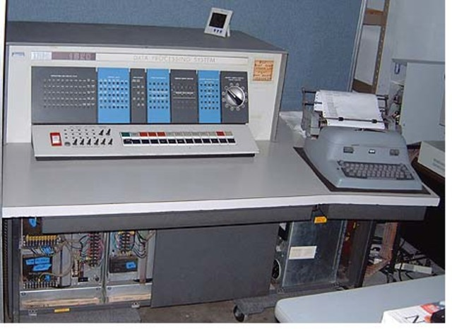 ainframe IBM 1620
