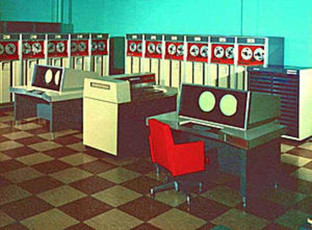 Presentacion de supercomputadora CDC 6600