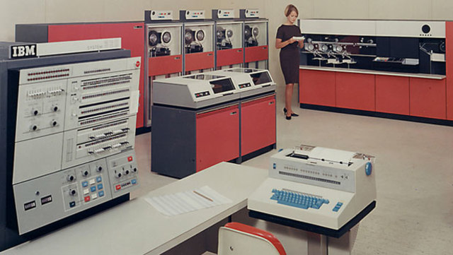 LA COMPUTADORA IBM 360