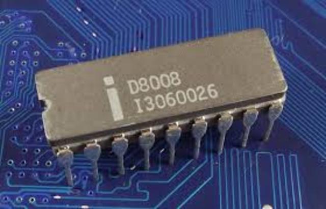 Intel 8008,