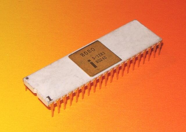 Intel 8080 de 8 bits