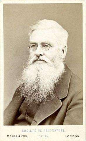 Alfred Wallace, Sintetizo las ideas de Darwin