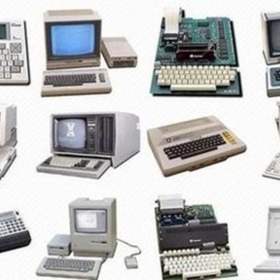 Las 5 Generaciones de la computadora. timeline