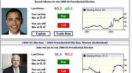 Les marchés de prédiction et Newsfutures timeline
