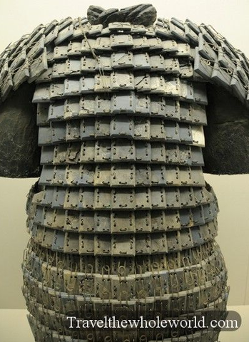 chinese scaled paper armour