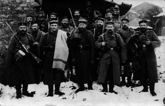 German trench coat