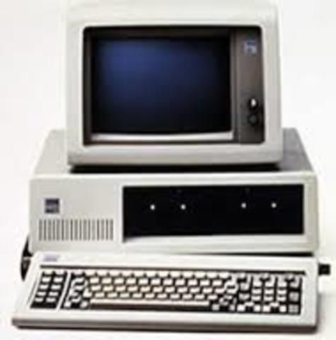 La primer computadora personal salio a la luz