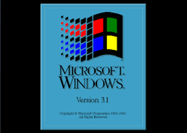 El primer sistema operativo Windows