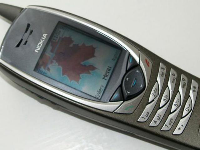 Nokia lanzó el 6650 , el primer teléfono 3G en el mundo, en 2002.