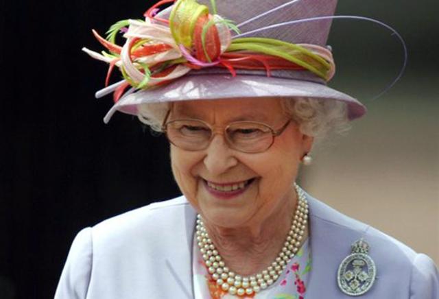 1976 la reina manda correos