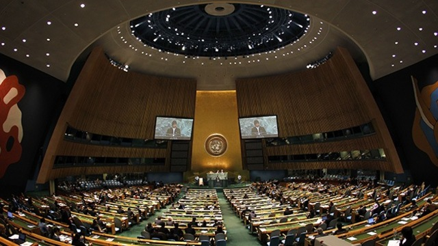 La Asamblea General