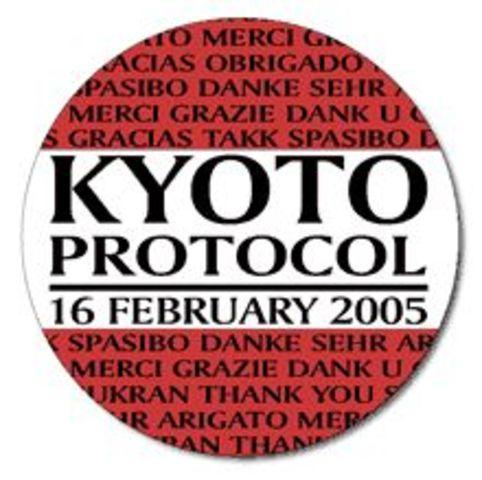 Se adopta Protocolo kyoto