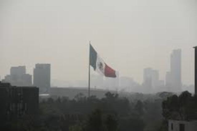 Reduccion de gases en México
