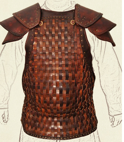 Chinese armour.