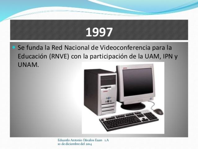 RED NACIONAL DE VIDEOCONFERENCIAS