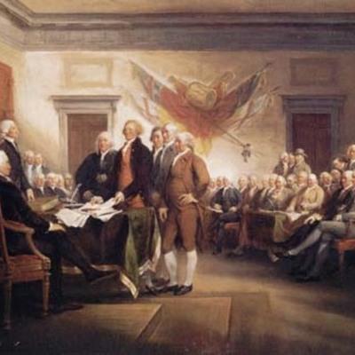 Founding Influences  timeline