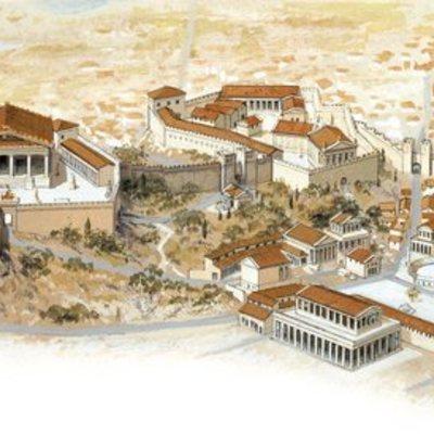 ANTIGUA ROMA timeline