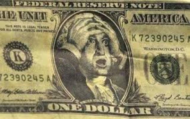 Crisis del Dolar