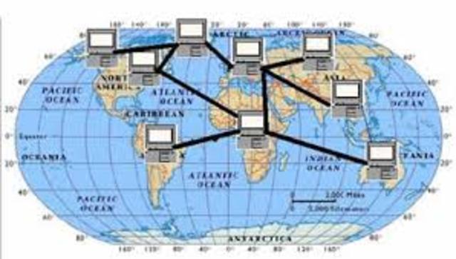 Invencion de la Internet