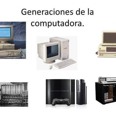 Tarea 2-Generaciones de computadoras timeline