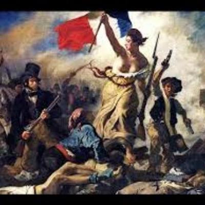 LA REVOLUCION FRANCESA timeline