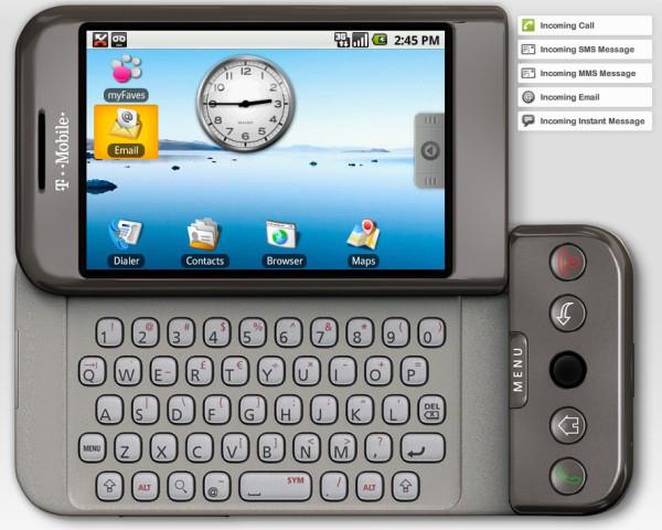Aparece el primer dispositivo Android de la historiaAndroid es un sistema operativo desarrollado en un primer momento para dispositivos móviles pero que ha ido evolucionando