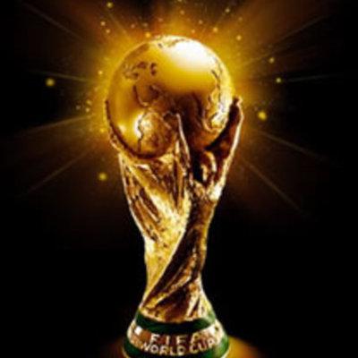 Historia de la copa mundial de futbol timeline