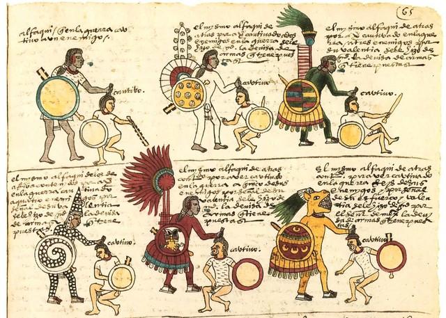 EL PUEBLO AZTECA