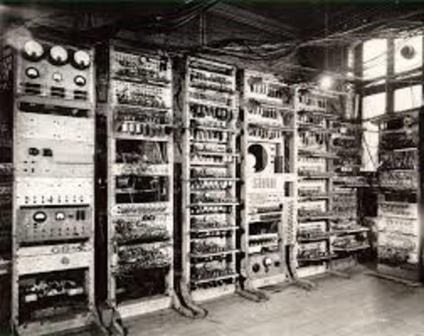 Primera generacion de computadors