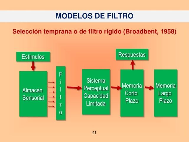 Modelos Te Ricos De La Atenci N Timeline Timetoast Timelines