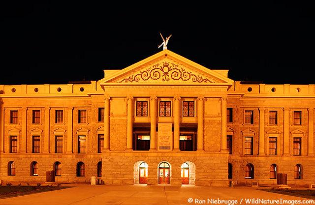 Photo Shoot at Arizona Capitol Museum