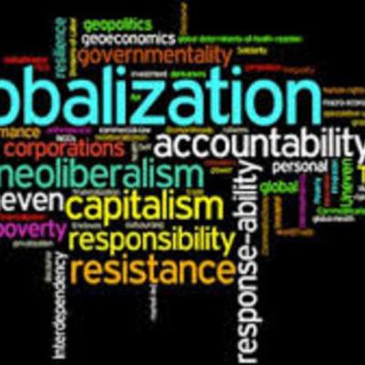 Evolución de la globalización  timeline