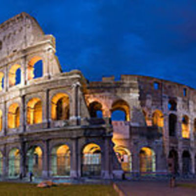 Periodos del Imperio Romano timeline