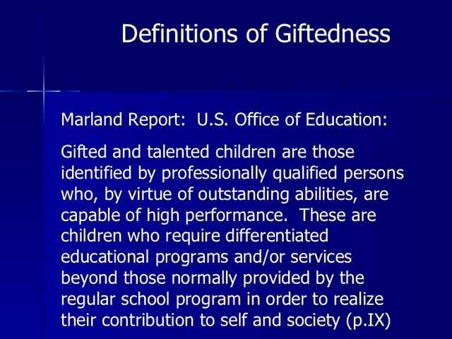 A description of the decreasing quality of education in american schools