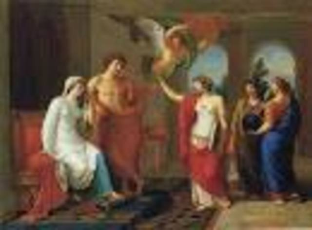 thetis and zeus relationship with odysseus