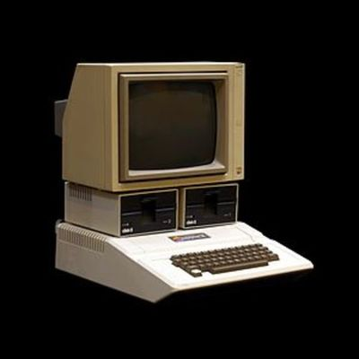 Antecedentes de Informática timeline