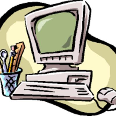 Antecedentes de informática. timeline