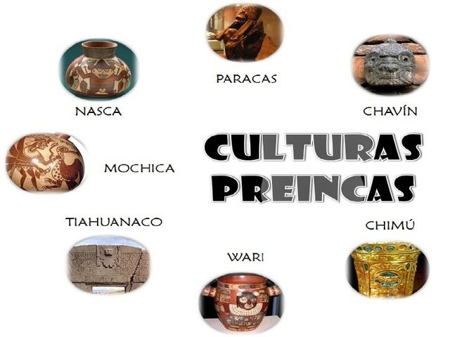 ÉPOCA PRE-INCA