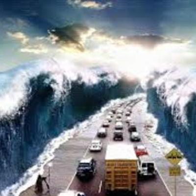 tsunami timeline