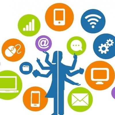 Historia de las TIC y del E-Learning timeline